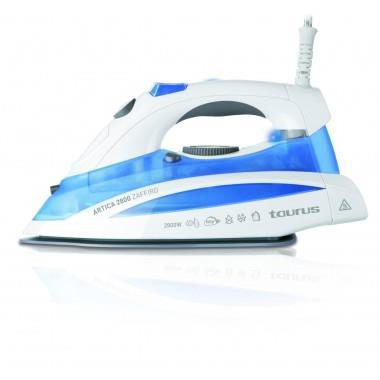 Taurus Artica 2800 Ferro a vapore Saphir Blu, Bianco 2800 W