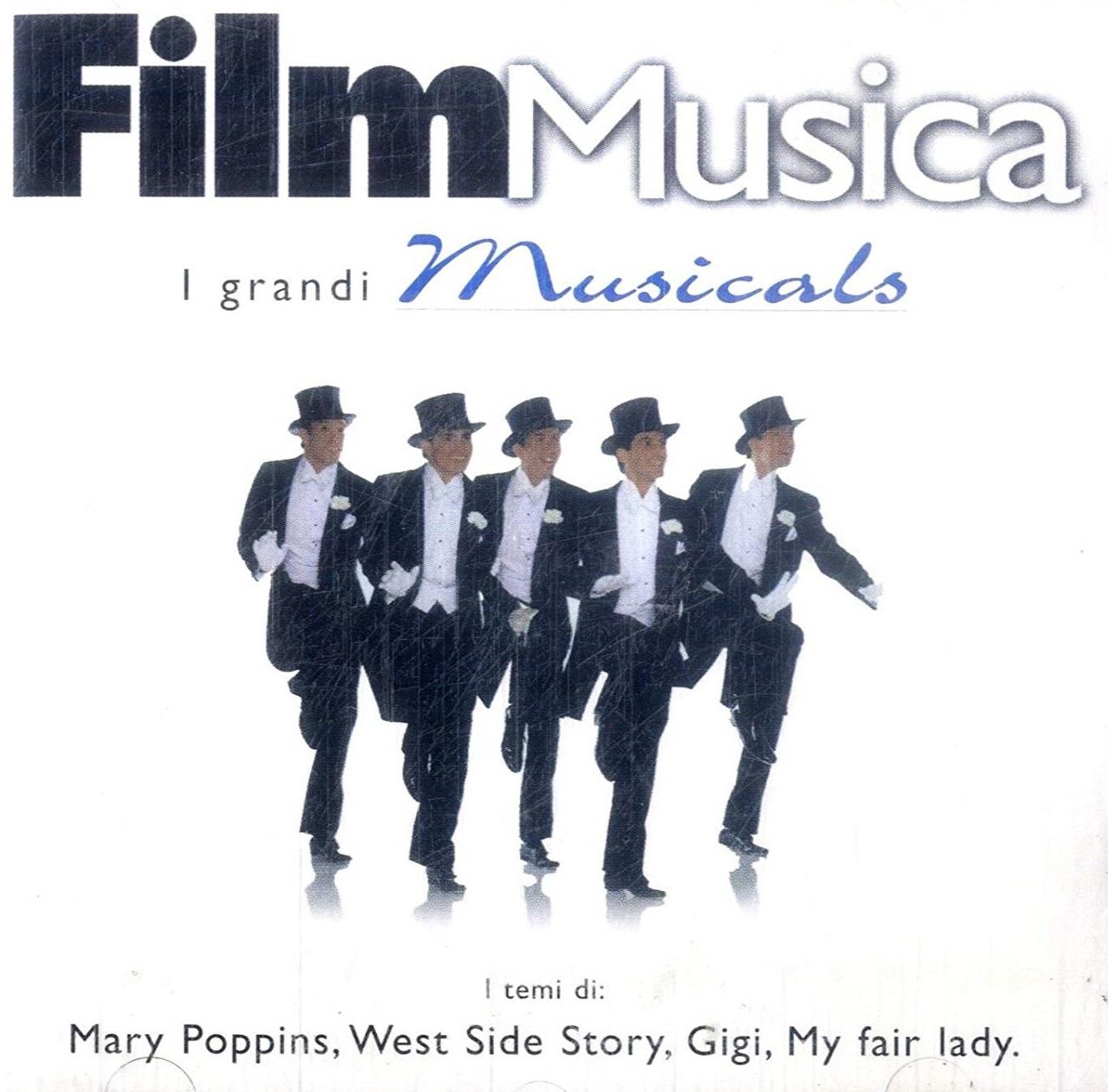 Film Musica. I grandi Musicals