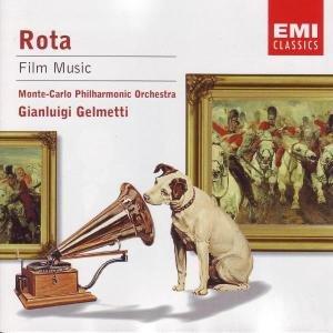 Film Music (Colonna sonora) Nino Rota;Gianluigi Gelmetti;Orchestra Filarmonica di Monte Carlo