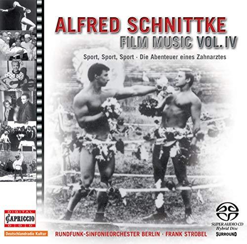 Film Music Vol.4 Alfred Schnittke