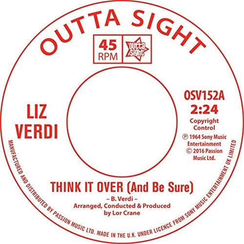 Linda Lloyd, Liz Verdi - Think it Over-Breakaway