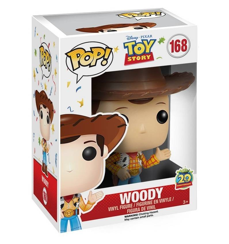 Disney Funko Disney POP! Toy Story 20th Anniversary. Woody