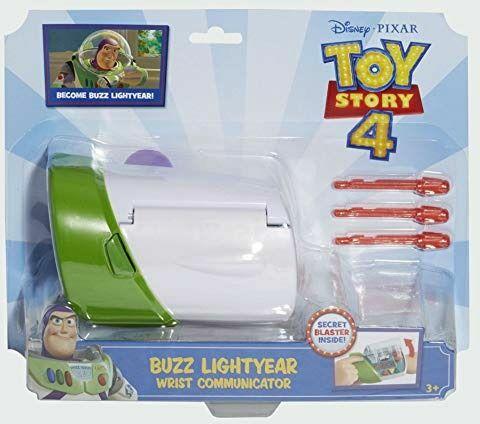 Disney Pixar Toy Story Comunicatore da Polso di Buzz Lightyear. Indossabile. Spara Proiettili Laser