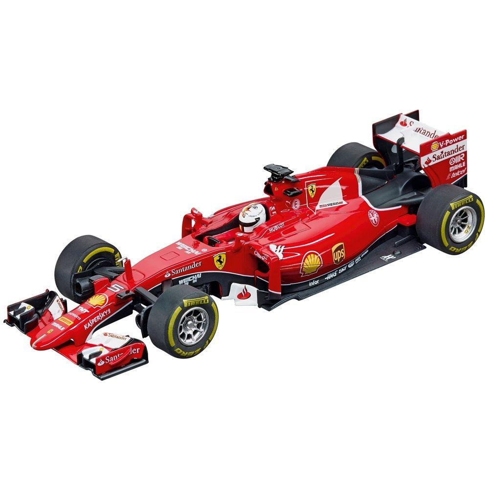 Acer Carrera Slot Evolution. Ferrari Sf 15-T S. Vettel No. 05