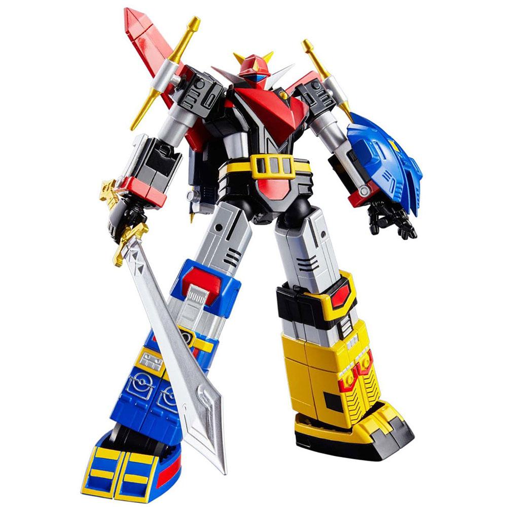 Sigma Super Robot Chogokin. God Sigma Figure