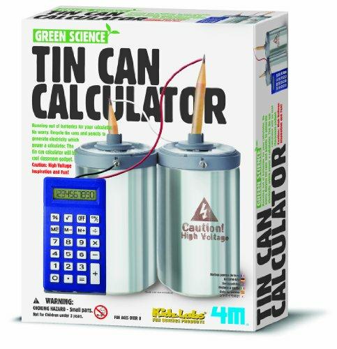 Tin Can Calculator