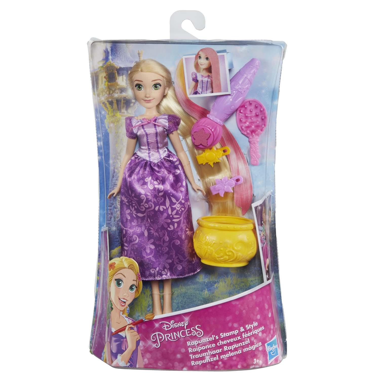 Disney Principesse Disney. Stamp And Style Rapunzel