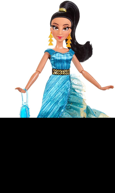 Disney Princess Style Jasmine