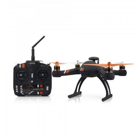 Acme Made zoopa Q Evo 550 2rotors 2200mAh Nero, Arancione, Bianco drone fotocamera
