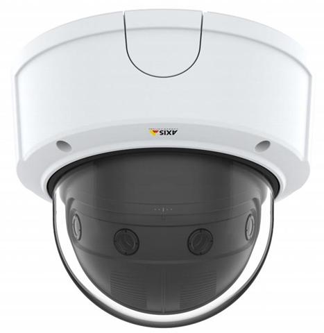 Axis P3807-PVE Telecamera di sicurezza IP Esterno Cupola Ceiling/Pole 4320 x 1920 Pixel