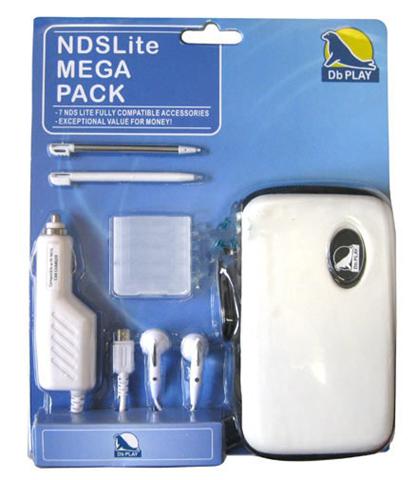 Db-Line GACC1806 parte e accessorio per console da gioco Valigetta da trasporto