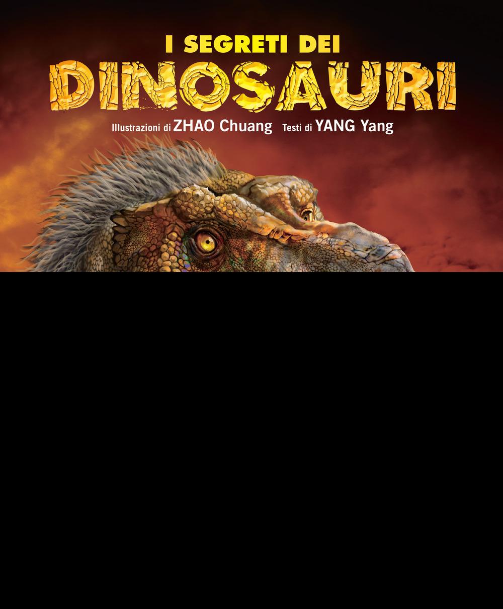 Yang Yang I segreti dei dinosauri Yang Yang ISBN:9782889353255