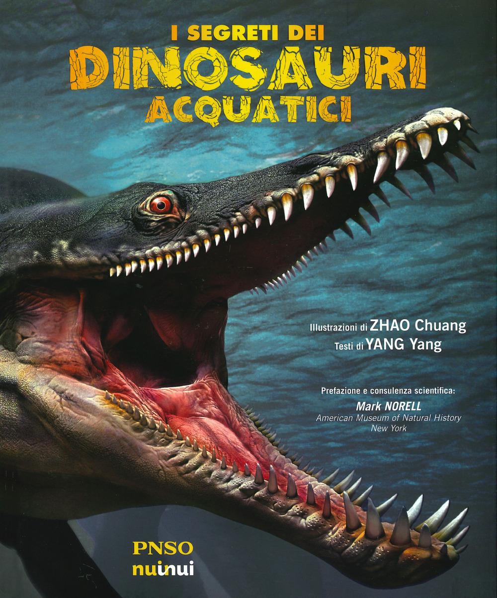 Yang Yang I segreti dei dinosauri acquatici Yang Yang ISBN:9782889353873