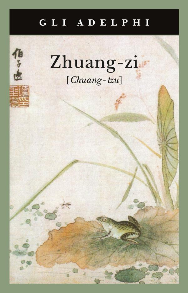 Zhuang-zi (Chuang-tzu)  ISBN:9788845909504