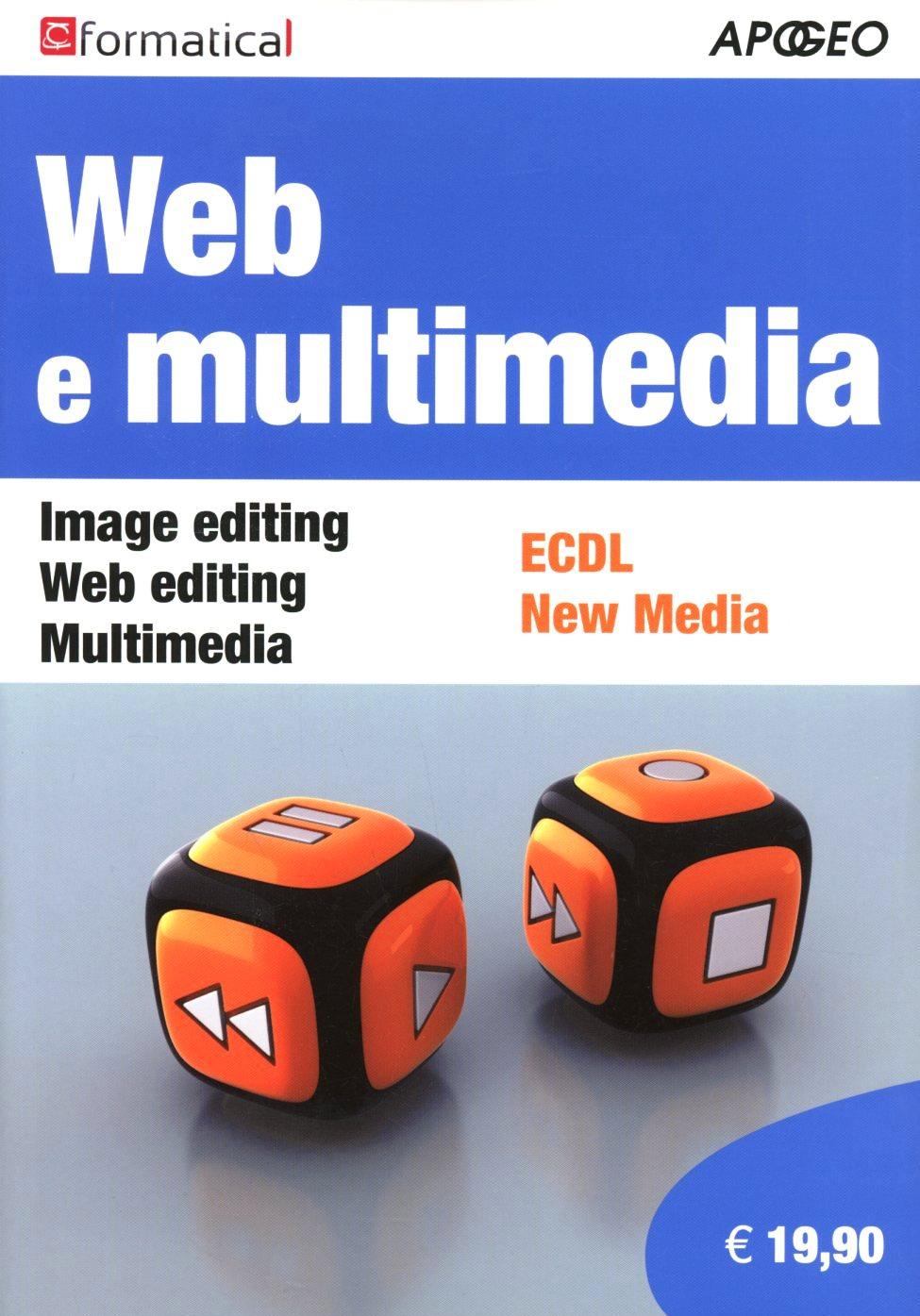 Web e multimedia  ISBN:9788850330799