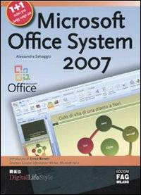 Alessandra Salvaggio Microsoft Office System 2007-Microsoft Office Online ISBN:9788882335885