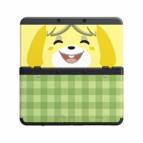 Nintendo New 3DS Cover Animal Crossing Isabelle