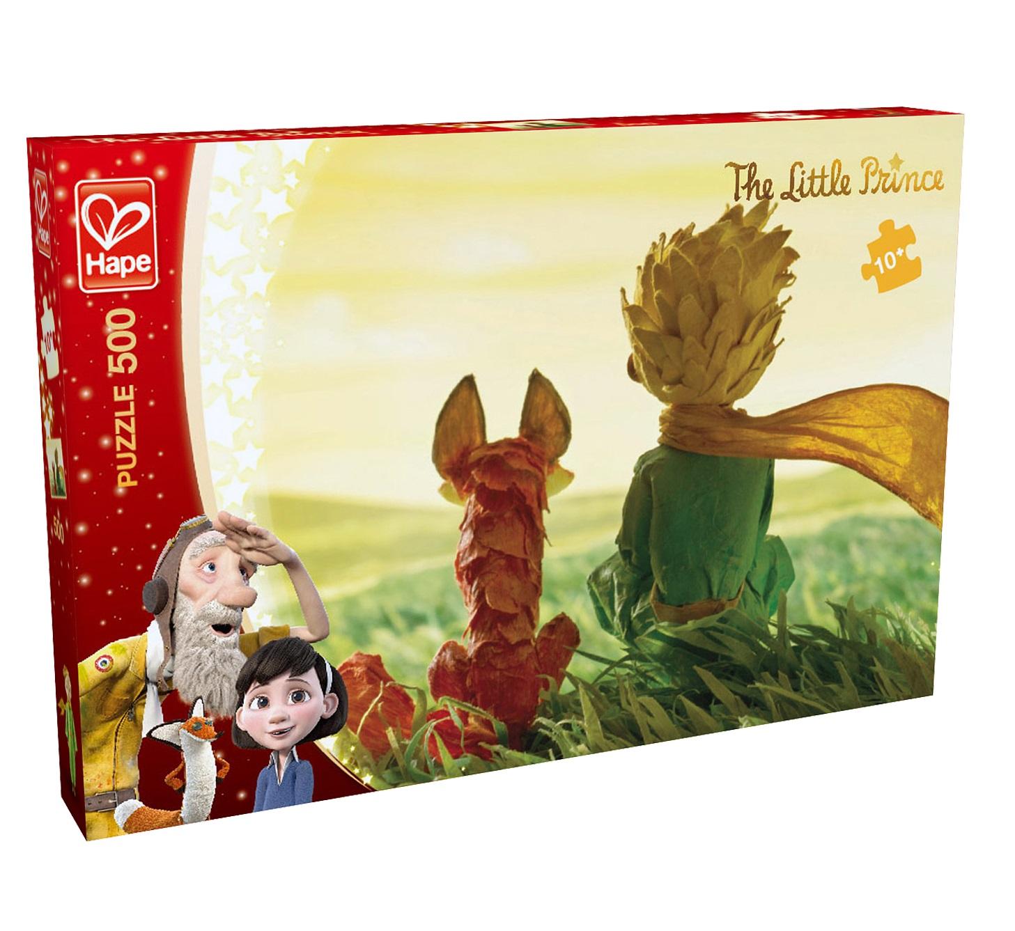Puzzle Amicizia 500 Pezzi Il Piccolo Principe
