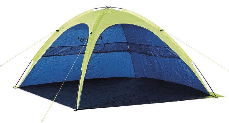 Meru Tenda da spiaggia Miami - Blue/Green