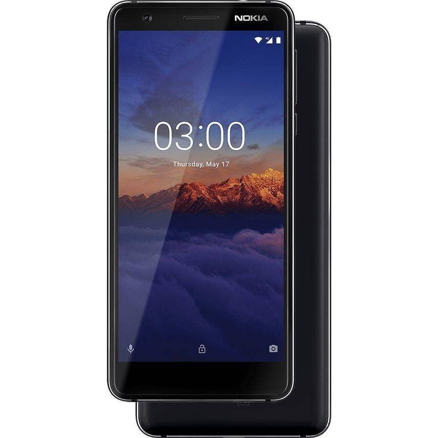 Nokia 3.1 Smartphone 5,2