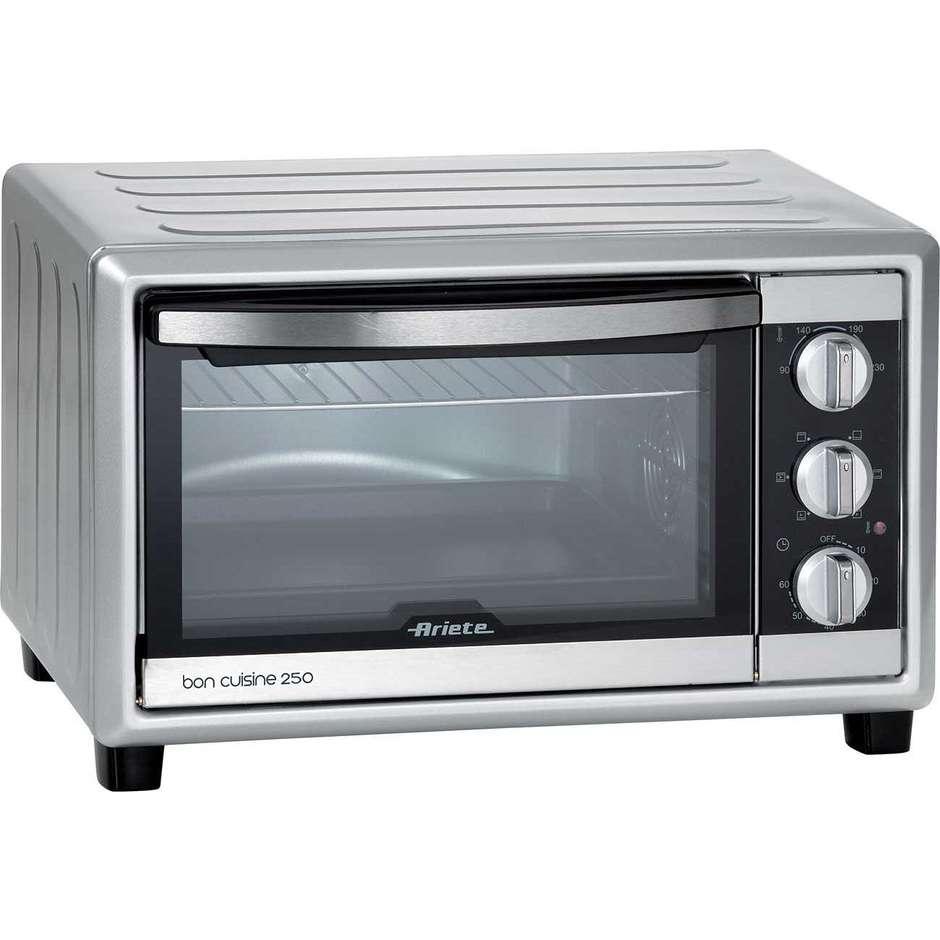 Ariete 984 Bon Cuisine 250 Fornetto Elettrico 25 Litri 1500 Watt Colore Nero E A