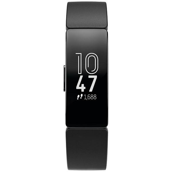 fitbit fb412bkbk inspire smartwatch fitness tracker bluetooth colore nero