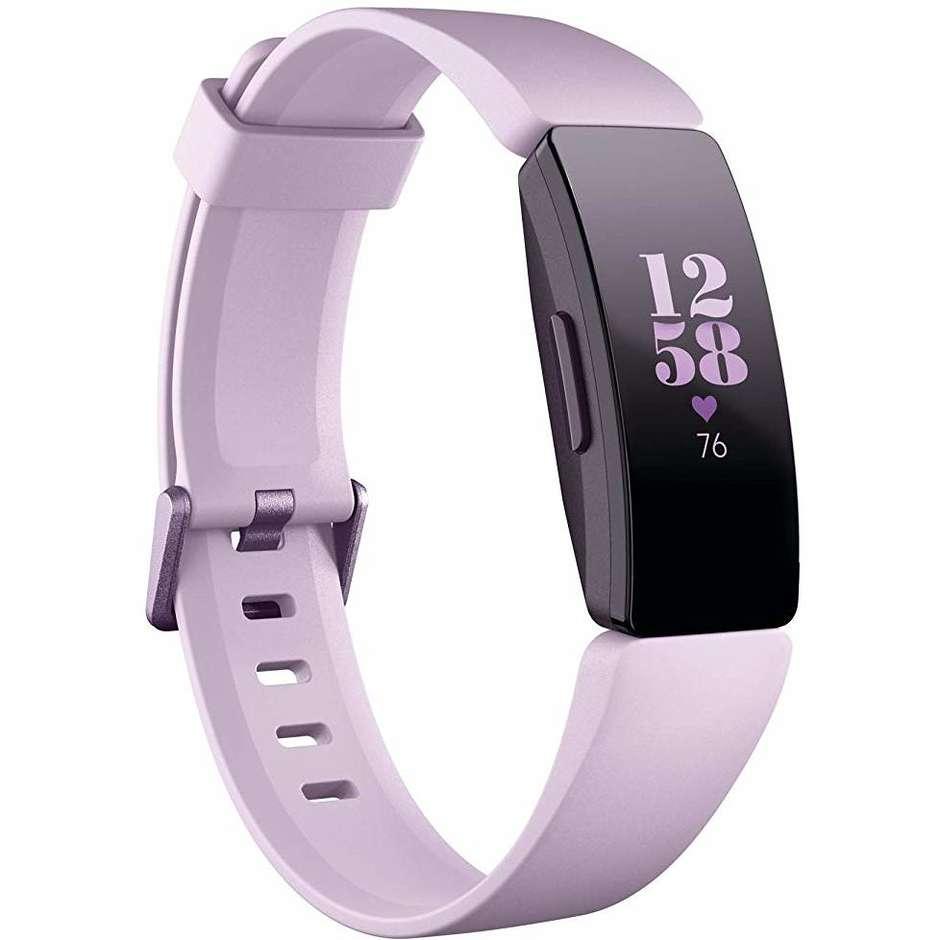 fitbit fb413lvlv inspire hr smartwatch fitness tracker bluetooth cardiofrequenzi