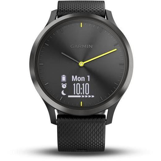 garmin vivomove smartwatch taglia l display lcd funzioni fitness band bluetooth