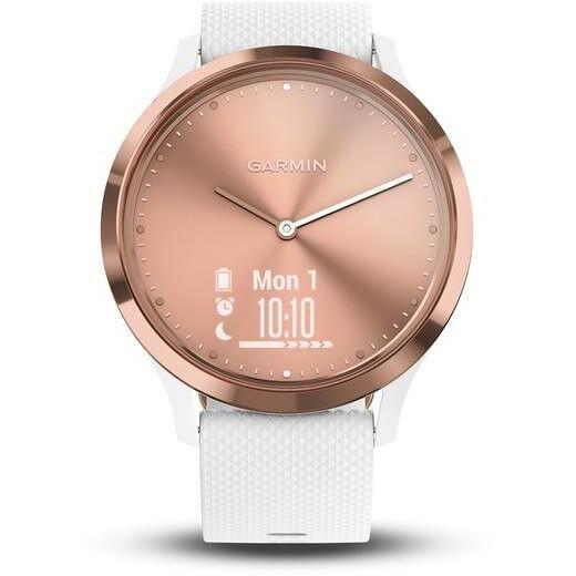 garmin vivomove smartwatch taglia s/m display lcd funzioni fitness band bluetoot