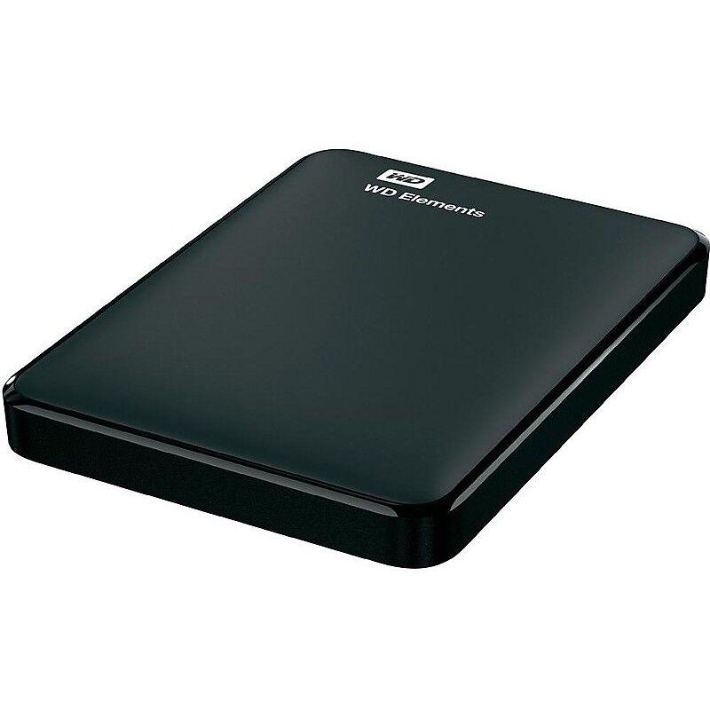 western digital 750gb hard disk esterno usb 3.0 2.5 elements