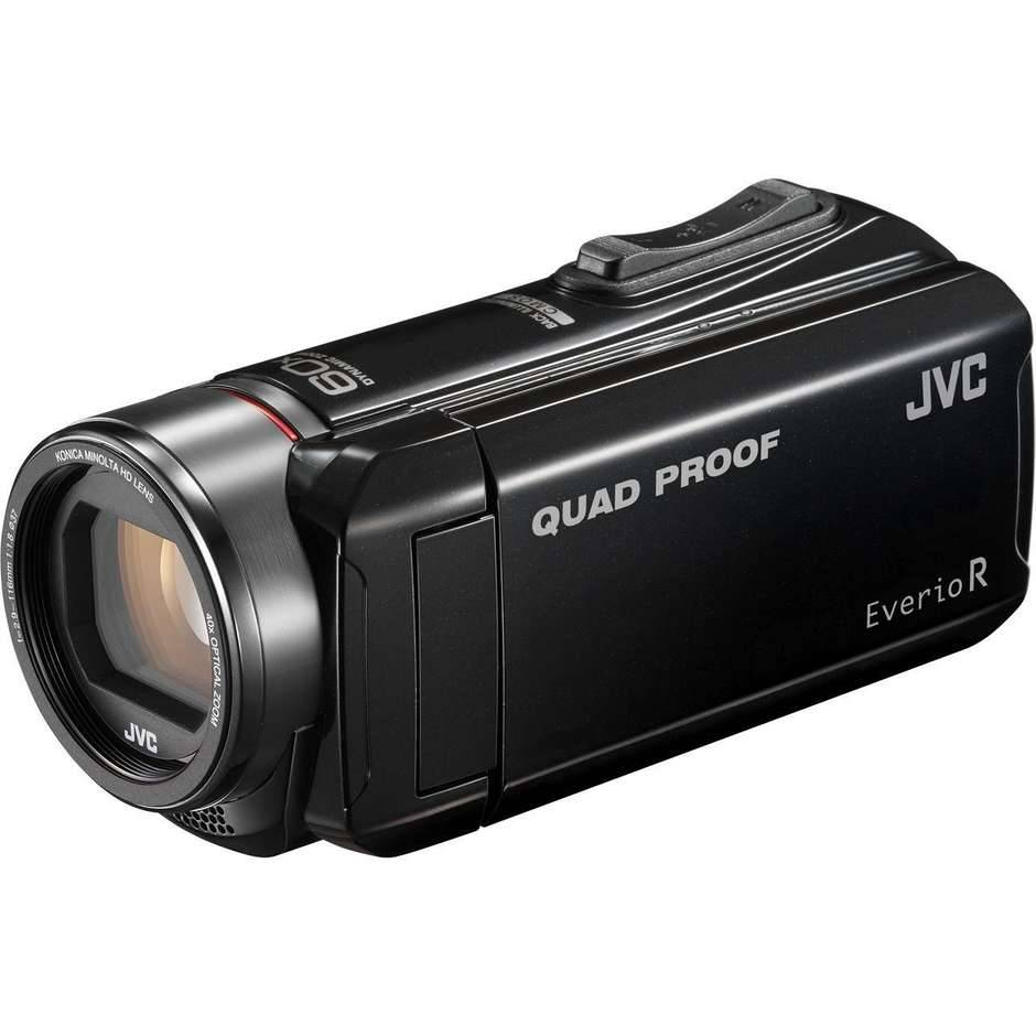 JVC Gz-R401beu Full Hd Quad Proof