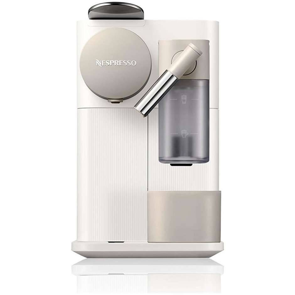 DeLonghi Lattissima One En500.W Macchina Da Caffè 1400 Watt Colore Bianco