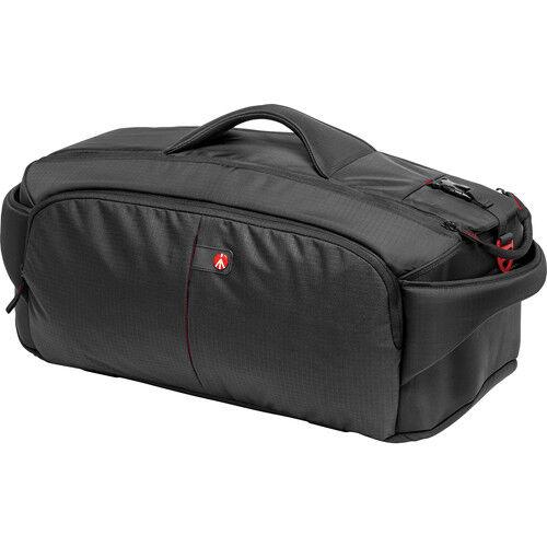 manfrotto cc-197 pro-light - borsa grande per videocamere a spalla