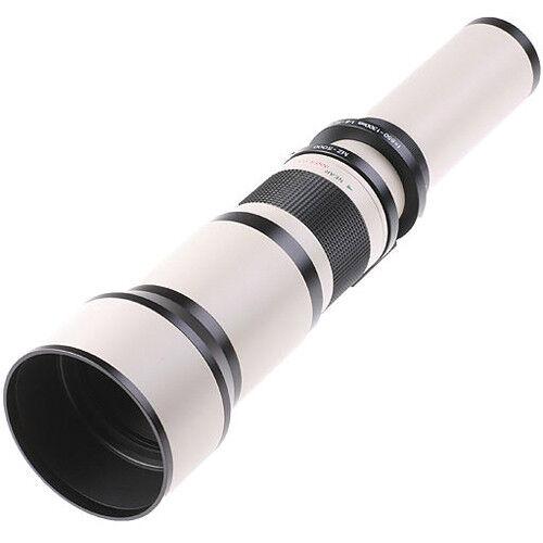 SAMYANG 650-1300mm F/8-16 MC IF Zoom - CANON - 2 Anni Di Garanzia