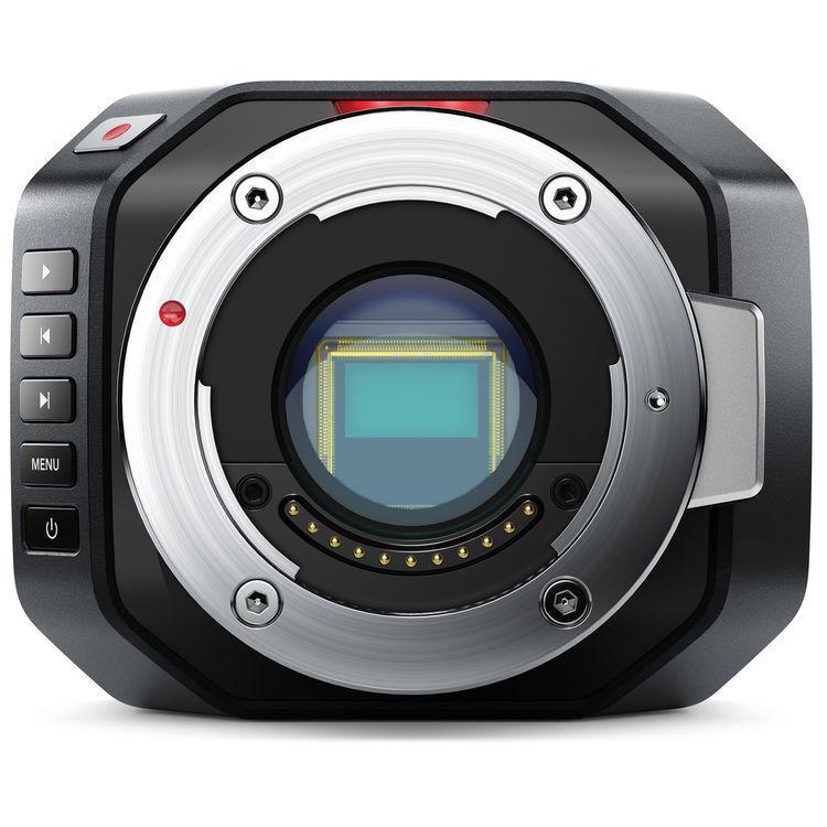 BLACKMAGIC Micro Cinema Camera - Videocamera Compatta - Micro 4/3 - 2 Anni Di Garanzia