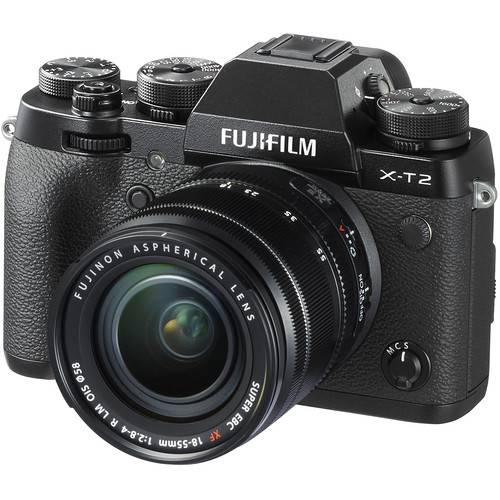 Fujifilm X-T2 + 18-55mm F/2.8-4 XF R LM - MAN. ITA - 4 ANNI DI GARANZIA IN ITALIA