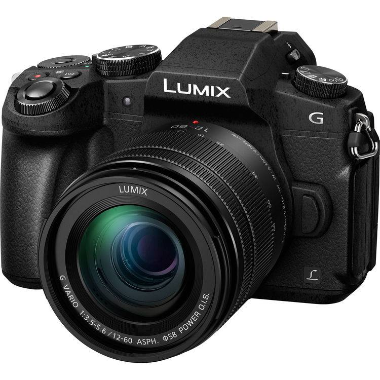 Panasonic Lumix DMC-G80 + 12-60mm F/3.5-5.6 Asph. O.I.S. - 4 ANNI DI GARANZIA