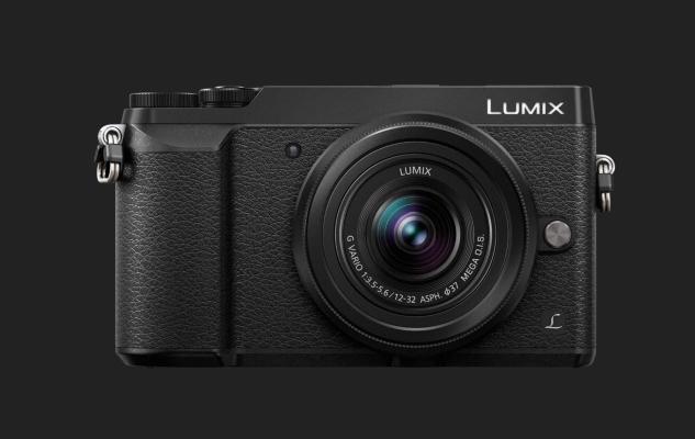 Panasonic Lumix DMC-GX80 + 12-32mm F/3.5-5.6 Asph. O.I.S. - NERO - 4 Anni Di Garanzia in Italia