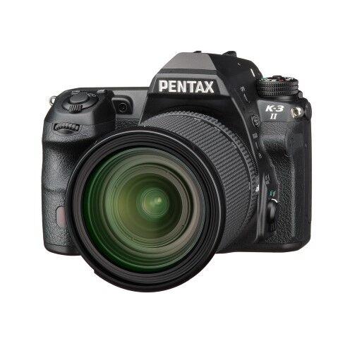 Pentax K-3 II + 16-85mm F/3.5-5.6 DA HD ED DC WR - 2 Anni Di Garanzia