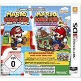 Nintendo 3DS MARIO + DONKEY KONG F-FEEDS