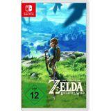 Nintendo Switch Spiel The Legend of Zelda: Breath of the Wild