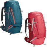 Vaude Women's Asymmetric 48+8 L Trekking Backpack Blue Sapphire 56L