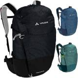 Vaude Prokyon Zip 28 L Hiking Backpack Black 28L