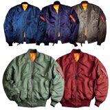 Alpha Industries bomber jacket MA-1