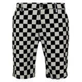 Urban Classics menns shorts sjekk twill