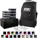 Isolator Fitness Second Generation 4 Meal ISOPACK Meal Management B...