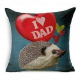 Superstudio Wellindal I Love Dad Cushion Cover Cotton (Decoration ,...