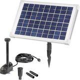 Renkforce 1007585 Solar pump set 470 l/h