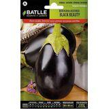 Batlle Flandern Aubergine Black Beauty (hage, hagearbeid, frø)