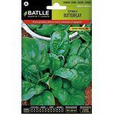 Batlle Butterflay spinat (hage, hagearbeid, frø)